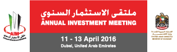 Annual Investment Meeting 2016 Dubai