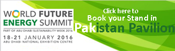 WFES 2016 Book your Stand in Pakistan Pavilion